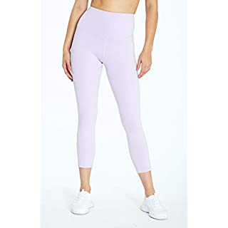 Marika Carina Ultra High Rise Capri Legging, Pastel Lilac, Medium