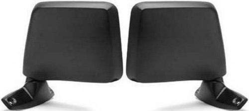 Go-Parts PAIR/SET OE Replacement for 1983-1992 Ford Ranger Side View Mirrors - Left & Right (Driver & Passenger) FO1320108 FO1321108 E5TZ 17682 D E5TZ 17682 C