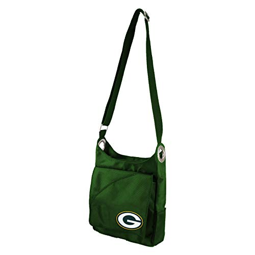 (NFL Green Bay Packers Color Sheen Cross Body Purse)
