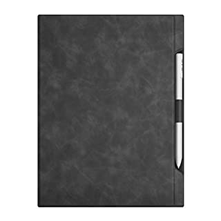 """Ayotu Skin Touch Feeling Non-Folding Case for Remarkable Paper Tablet 10.3"""",Premium PU Leather Lightweight Smart Cover with Pencil Holder for The Remarkable Paper Tablet"""