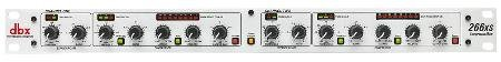 Dual Compressor Gate by DBX Professional