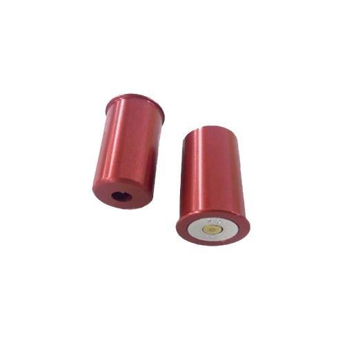 - Carlson's Choke Tubes Aluminum Snap Caps (2 Pack), 20 Gauge