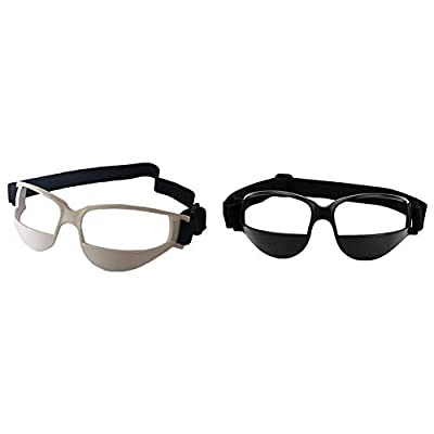 Dacyflower Sports Glasses Goggles FDA Grade ABS Material 6PCS/Pack Basketball Sports View Anti-Blocking Training