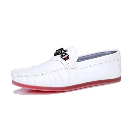 Phil Betty Mens Casual Shoes Round-Toe Soft Bottom Breathable Wear-Resistant Flat ()