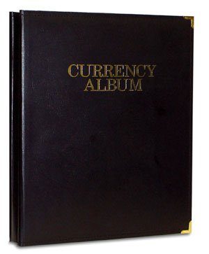 Whitman Deluxe Currency Album – Small Notes