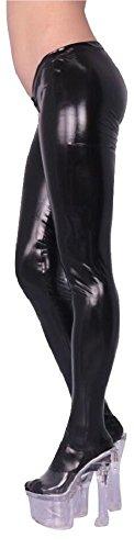 Femme Lazutom Lazutom Legging Legging Noir 6Sn1z6x
