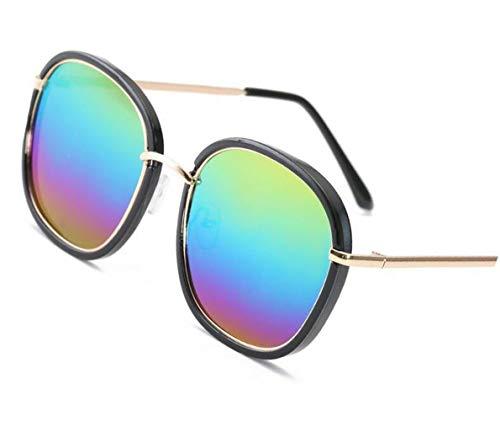 aire Lente viajar Gafas Protección de Gafas Mujeres Moda libre Hombres UV400 Decoración para al Colorido Gafas Colorful Huyizhi sol sol Guay de qxXBRYY6