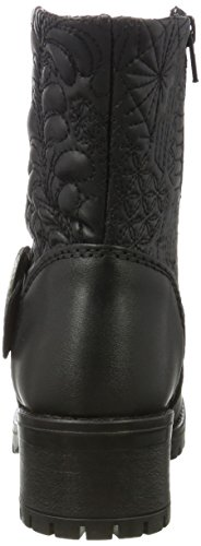 Desigual Women's Shoes_Breaker Lottie Boots Black (Black ) DU4S6D