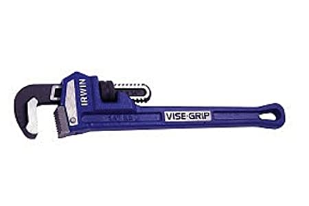 Irwin 274107 Vise Grip 5-Inch Jaw Capacity 36-Inch Cast Iron Pipe Wrench