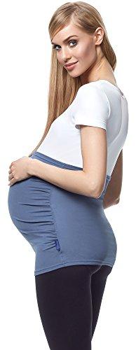 Premaman Be 04 Mammy di Sostegno Fasce Jeans xrqI46r