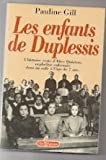 Les enfants de Duplessis
