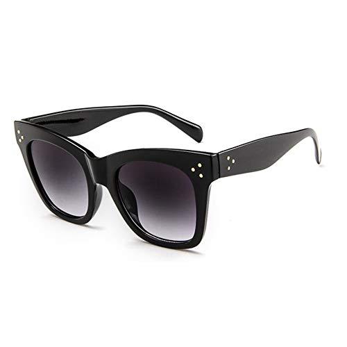 PrimaLuce Designer Vintage Sunglasses for Women | UV400 Polarized Lenses | Oversize Frames