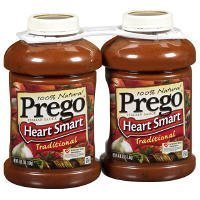Prego Heart Smart Traditional - 2/67oz by - Prego Heart