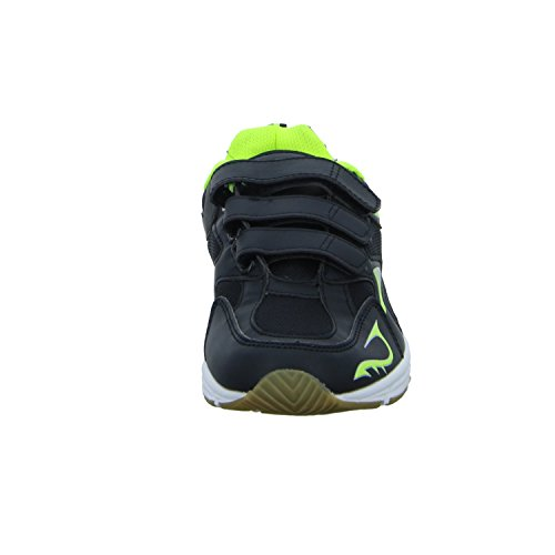 mit 3244 Training Klettverschluss Schwarz Schwarz RJ Damen Sneakers FnHxzx