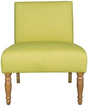 angelo:HOME Bradstreet Living Room Chair, Kiwi Lime Green