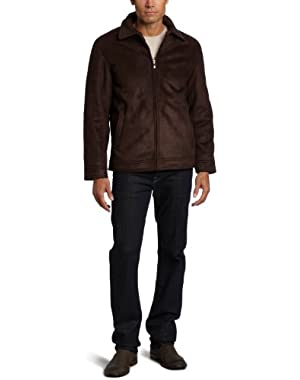 Men's Big Shearling Open Bottom