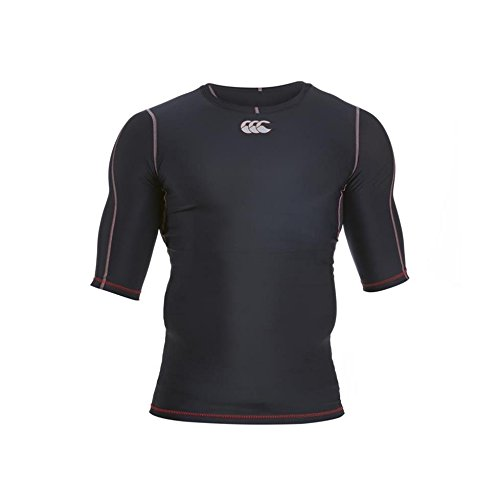 Canterbury Herren Bekleidung Short Sleeve Mercury Stability Stability Mercury Compression d710d6