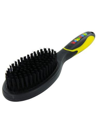 Kakadu Pet Bristle Brush Grooming Tool, Dog or Cat Brush, Large, My Pet Supplies