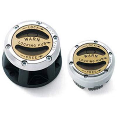 WARN 28771 Premium Manual Hubs