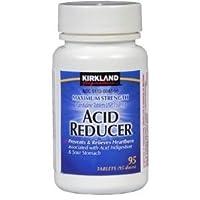 Kirkland Signature Reductor de ácido de fuerza máxima Ranitidine 150 mg, 95 tabletas