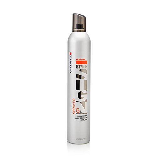 - Goldwell Style Sign 5 Sprayer Hair Lacquer for Unisex, 14.5 Ounce