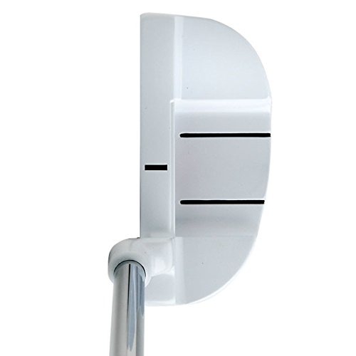 Bionik 105 Nano White Golf Putter Right Handed Semi Mallet Style with Alignment Line Up Hand Tool 33 Inches Petite Lady's Perfect for Lining up Your Putts by Bionik (Image #5)
