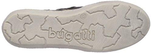 Bugatti J5027PR31G Damen Hohe Sneakers Silber (silber /  taupe 808)