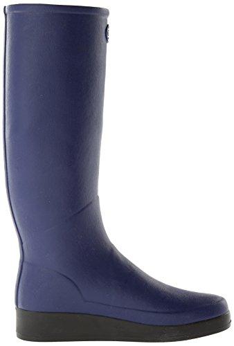 Footwear Chameau Boot Le Blue Paris Rain LD Women's Jersey Midnight 5dxwP7q