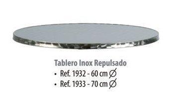 Tablero Repulsado 60cm Redondo para Mesa de hostelería.: Amazon.es ...
