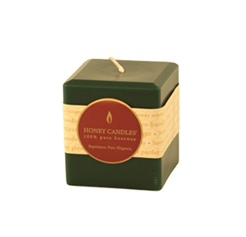 Honey Candles Pure Beeswax Pillar 3