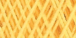 's Crochet Cotton Classic Crochet Thread Size 10 (3-Pack) Golden Yellow 154-422 (Yellow Cotton Crochet Thread)