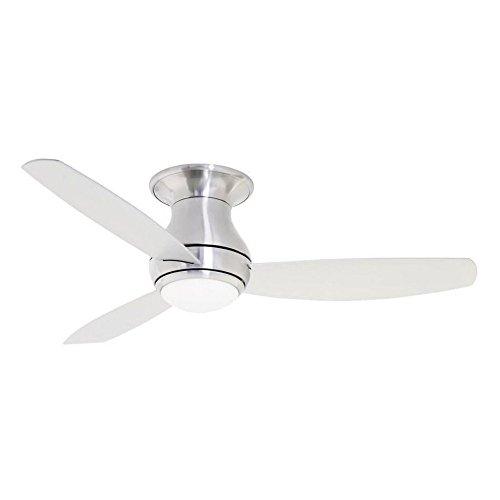Emerson CF245LBS Curva 44-inch Modern Ceiling Fan, 3-Blade C