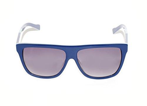Blue Gradient MED de Femme Soleil Brown Dark bl3 Soleil Rainbow O1015 Homme Lunettes de by Lunettes PqngxfOB