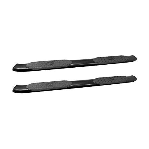 Westin 21-53835 Black Pro Traxx 5 Oval Step Bar