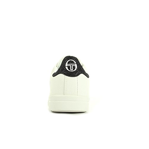Sergio Tacchini Gtforther Leather Black ST62891802, Basket