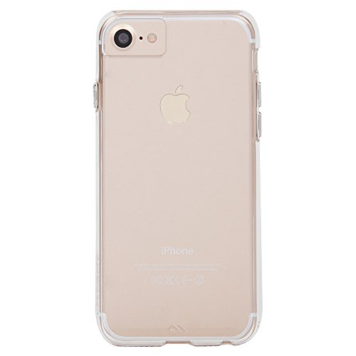 Case-Mate iPhone 8 Case - BARELY THERE - Ultra Thin - Design for Apple iPhone 8 - Clear