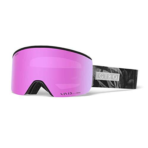 Giro Ella Womens Snow Goggles Black Petal - Vivid Pink/Vivid Infrared