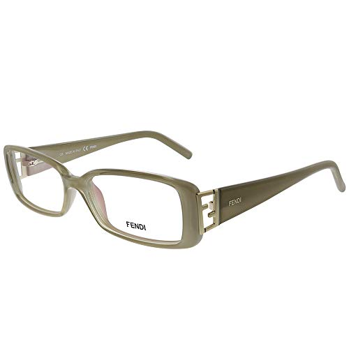 Fendi Rx Eyeglasses - F975 Beige / Frame only with demo ()