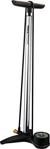 Birzman Grand-Maha Push and Twist V Floor Pump: Gray (Birzman Pump)
