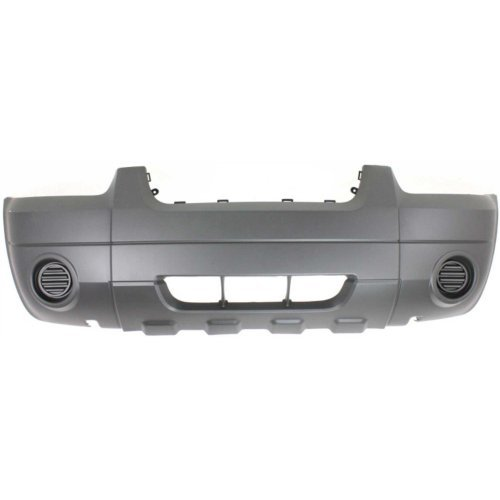 Front Bumper Cover Compatible with FORD ESCAPE 2005-2007 Textured XLS Model