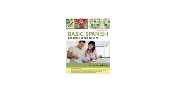 Amazon Bundle Spanish For Business And Finance Enhanced
