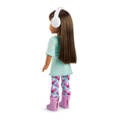 American Girl Welliewishers Snow Much Fun Outfit, Multi: Toys & Games