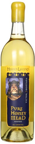 NV Hidden Legend Pure Honey Mead 750 mL
