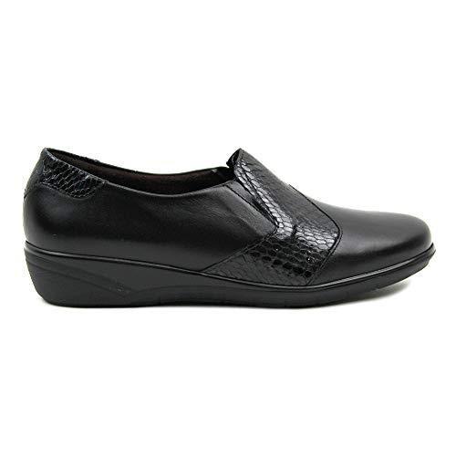 Negro 5203 Mujer Zapato Zapato Pitillos Pitillos 5203 Mujer qAxvx8g