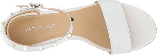 cheap 2014 Marc Fisher Womens Karyna White Leather discount visit new fGPmEu