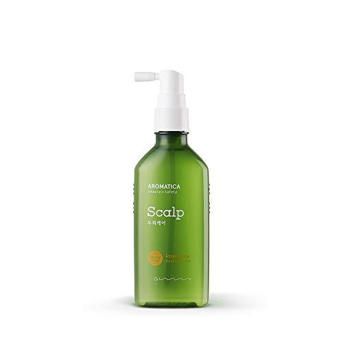 AROMATICA Rosemary Root Enhancer 3.38oz, Vegan, Silicone Free, Strengthen hair