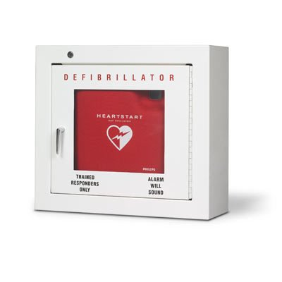 989803136531 Philips Defibrillator Cabinet - Basic, 1/PK by Unknown