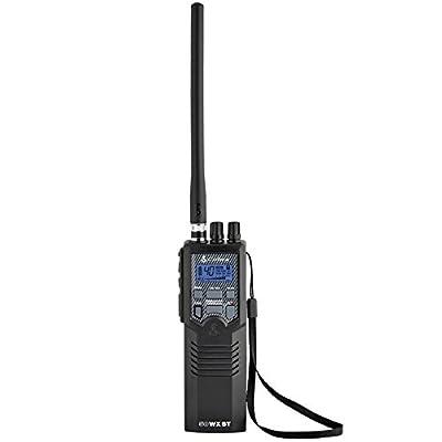 Cobra HH50WXST HH50 Wxst Hand Held, CB Radio, Earphone Jack, 4 Watt, Noise Reduction, NOAA, Dual Watch