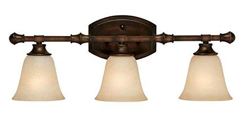 Burnished Bronze Belmont 3 Light Bathroom Vanity -