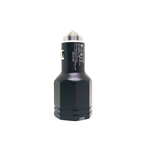 uetech-qc-30-quick-charging-car-charger-with-lonizer-mini-air-purifier-and-car-safety-hammerblack
